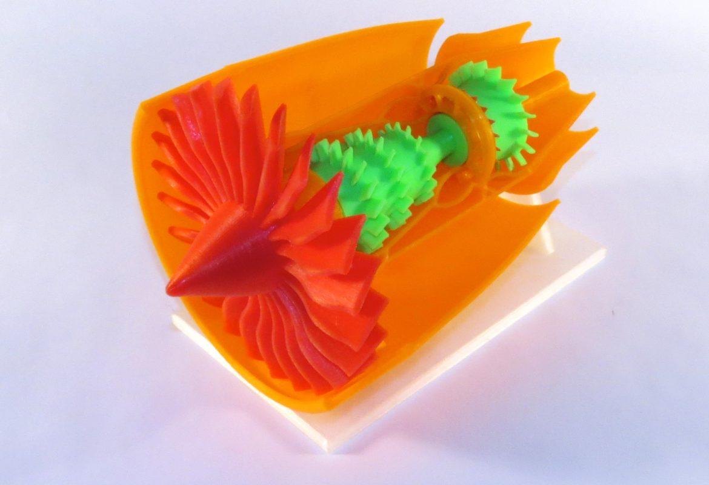 PLA 3D printing singapore