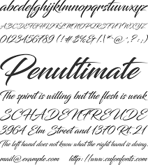 buying the fonts