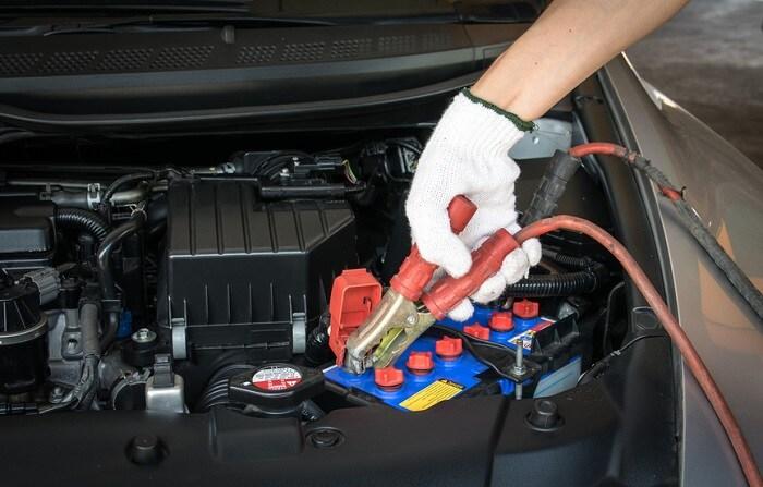 car battery service center