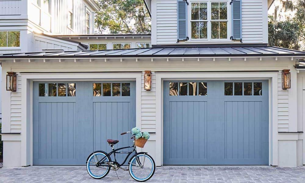 residential garage doors provider