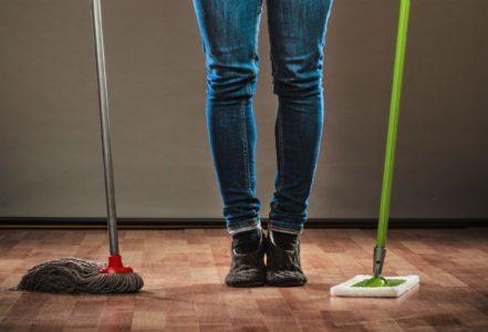 The Best Mop For Hardwood Floors
